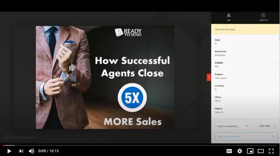 Close 5 Times More Sales